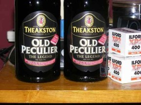 Old Peculier - Theakston Brewery