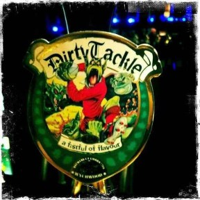 Dirty Tackle - Wychwood Brewery