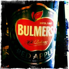 Red Apple Cider - Bulmers