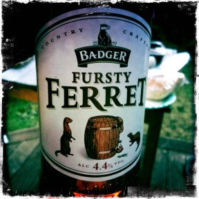 Fursty Ferret - Badger Brewery