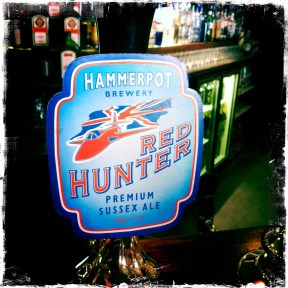 Red Hunter - Hammerpot Brewery (212)