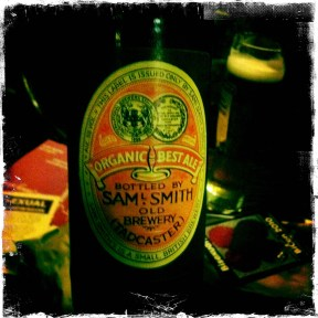 Orgnic Best Ale - Samuel Smith (244)