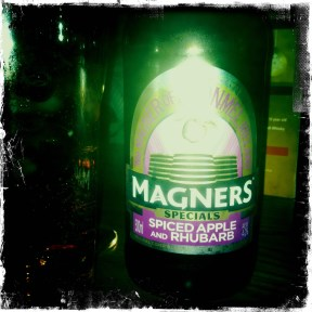 Spiced Apple & Rhubarb Cider - Magners (260)