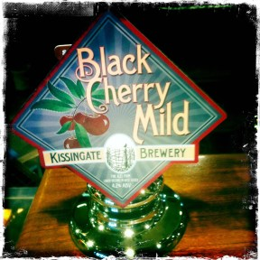 Black Cherry Mild - Kissingate Brewery (369)
