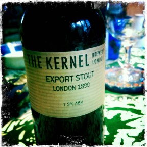 Export Stout - The Kernel Brewery (379)