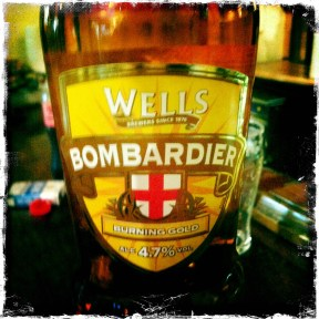 Bombardier Burning Gold - Wells & Young's (425)