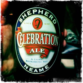 Celebration Ale - Shepherd Neame (426)