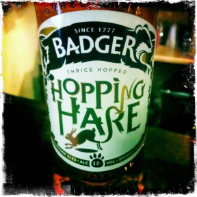 Hopping Hare - Badger Brewery (424)