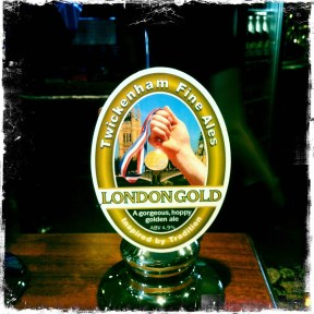 London Gold - Twickenham Fine Ales (484)