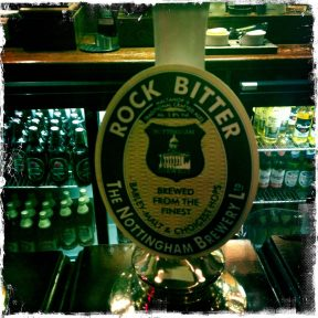 Rock Bitter - The Nottingham Brewery
