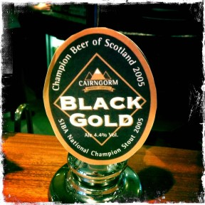 Black Gold - Cairngorm Brewery
