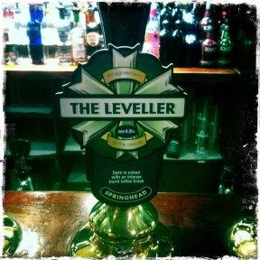 The Leveller - Springhead Brewery