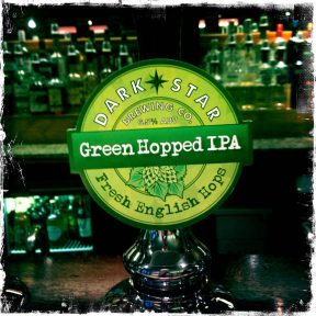 Green Hopped IPA - Dark Star Brewing Co