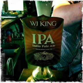 IPA (Indian Pale Ale) - WJ King
