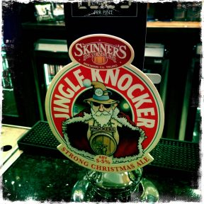 Jingle Knocker - Skinners Brewery