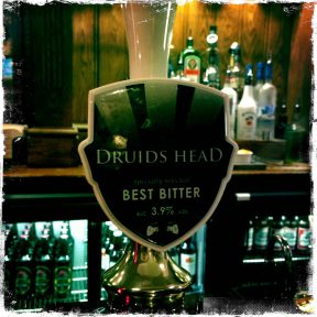 Druids Head Best Bitter – Greene King