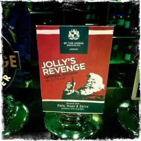 Jolly's Revenge - By The Horns Brewery