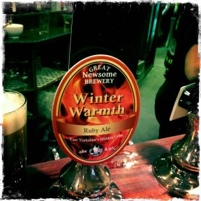 Winter Warmth - Great Newsome Brewery