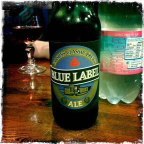 Blue Label Ale - Simonds Farsons Cisk Brewery