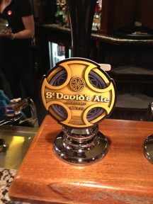 St. David's Ale - Brains Brewery