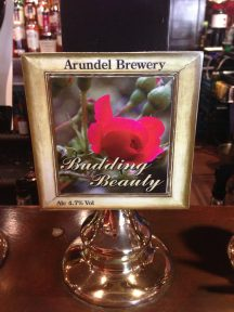 Budding Beauty - Arundel Brewery