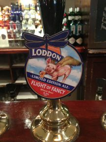 Flight of Fancy - Loddon Brewery