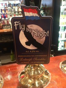 Fly By Night - Lodewijk (Caledonian) Brewery