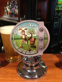 Hare and Hedgehog - Oakham Ales