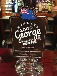 Pacific Pearl - Good George (Batemans) Brewery