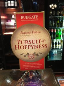 Pursuit of Hoppyness - Rudgate Brewery