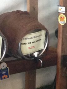 Winter Warmer - Goddards Brewery