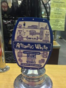 Atlantic White - Brains Craft Brewery