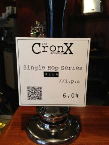 Ella IPA (Single Hop Series) – The Cronx Brewery