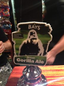 Great Gorilla Ale - Bays Brewery
