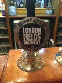 Hackney Hopster - London Fields Brewery