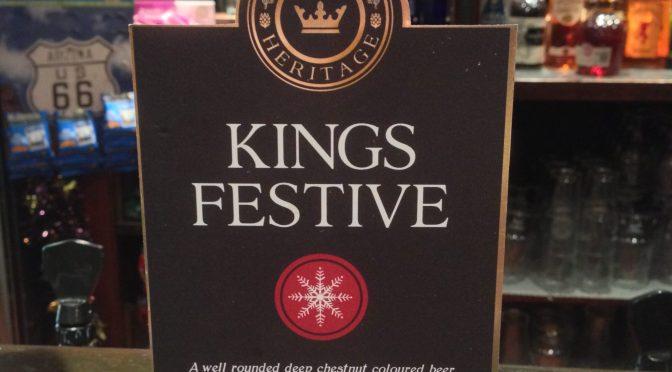 Kings Festive - Kings Heritage Brewhouse