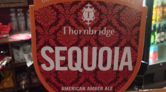 Sequoia - Thornbridge Brewery