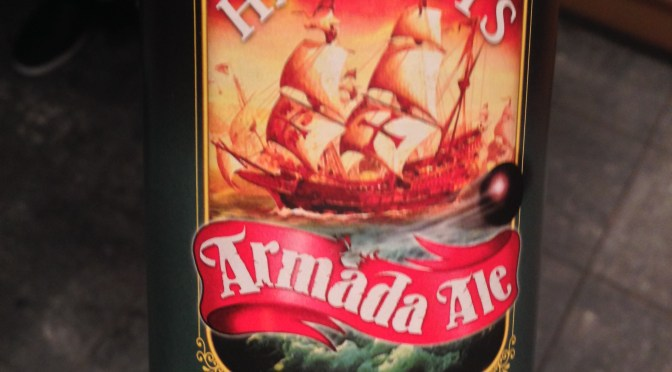 Armada Ale - Harveys Brewery