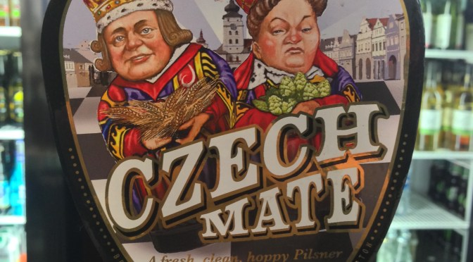 Czech Mate - Bank's Brewery