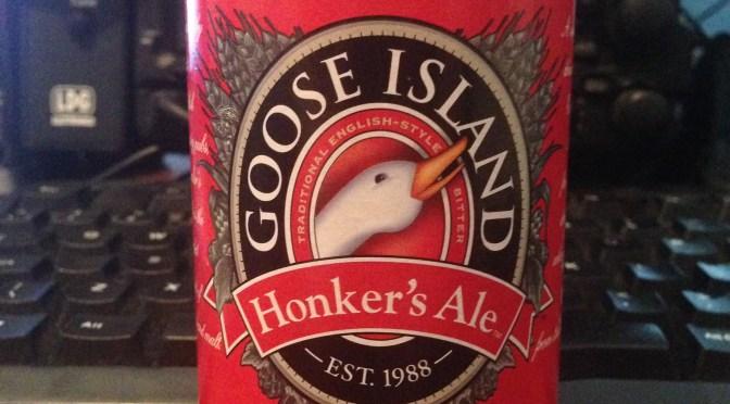 Honker's Ale - Goose Island Brewery