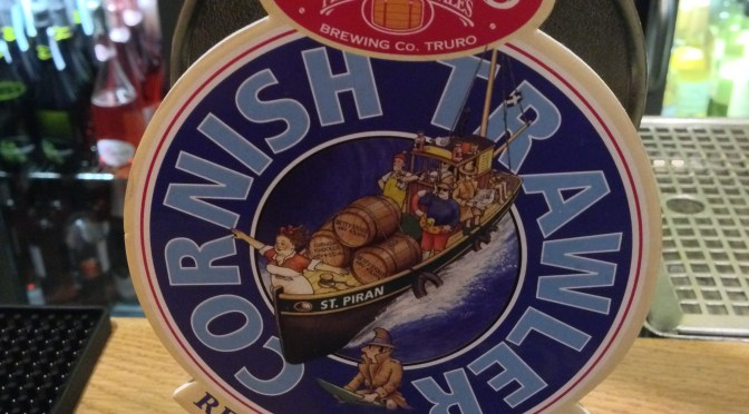 Cornish Trawler– Skinners Brewery