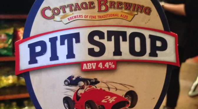 Pit Stop – Cottage Brewery