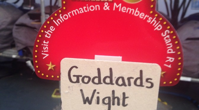 Wight Squirrel – Goddard's Brewery