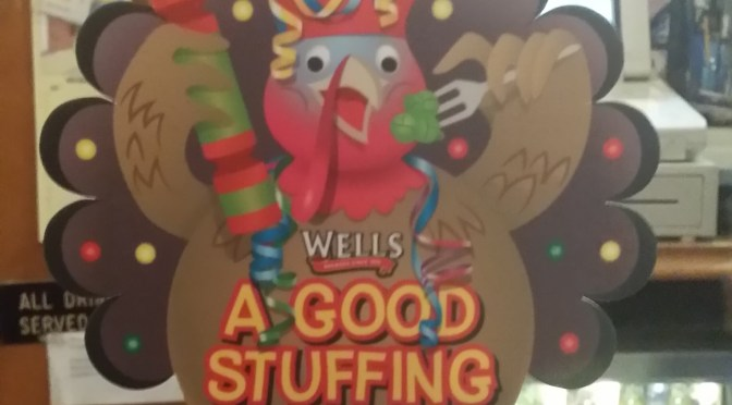 A Good Stuffing – Wells Brewery