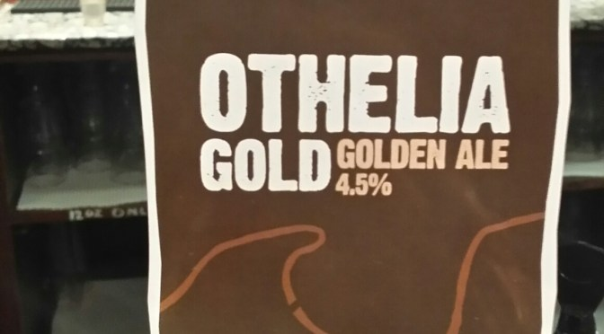 Othelia Gold – Wharfe Bank Brewery