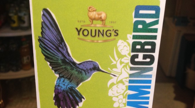 Hummingbird – Young's Brewery