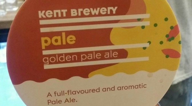 Pale – Kent Brewery