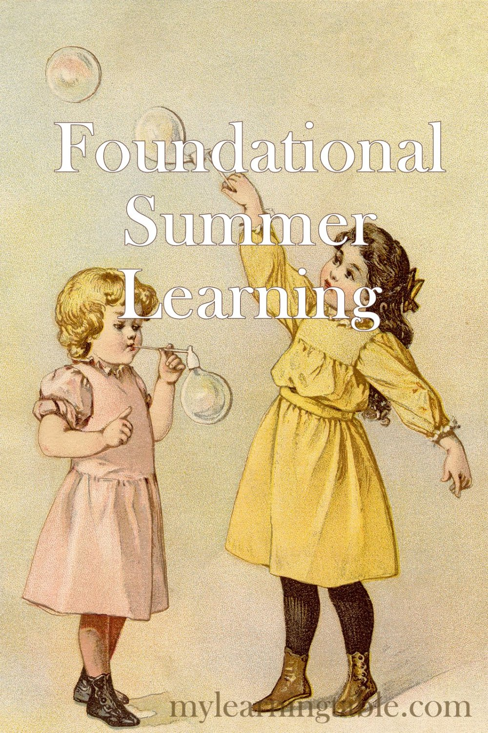 Foundational Summer Learning mylearningtable.com