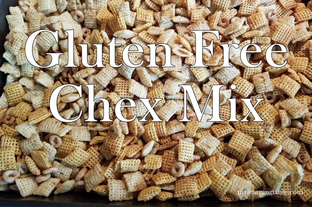Gluten Free Cereal Snack Mix & Paypal Cash Giveaway