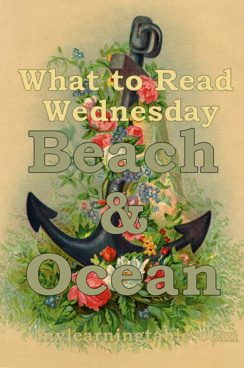 What to Read Link Up: Beach & Ocean Books for Kids mylearningtable.com